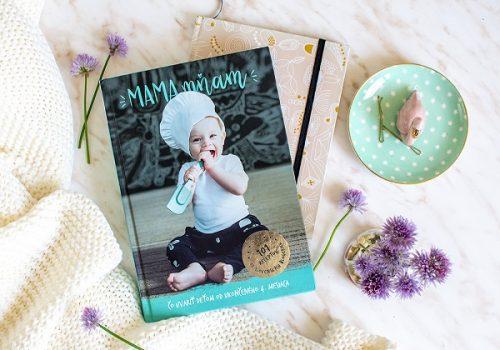 kniha s receptami pre deti