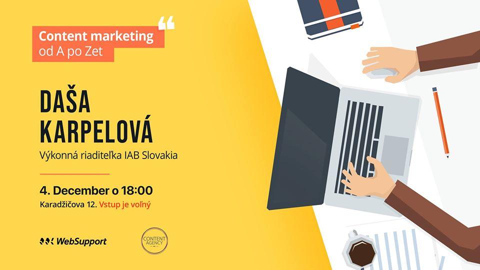 internetova reklama IAB slovakia talk