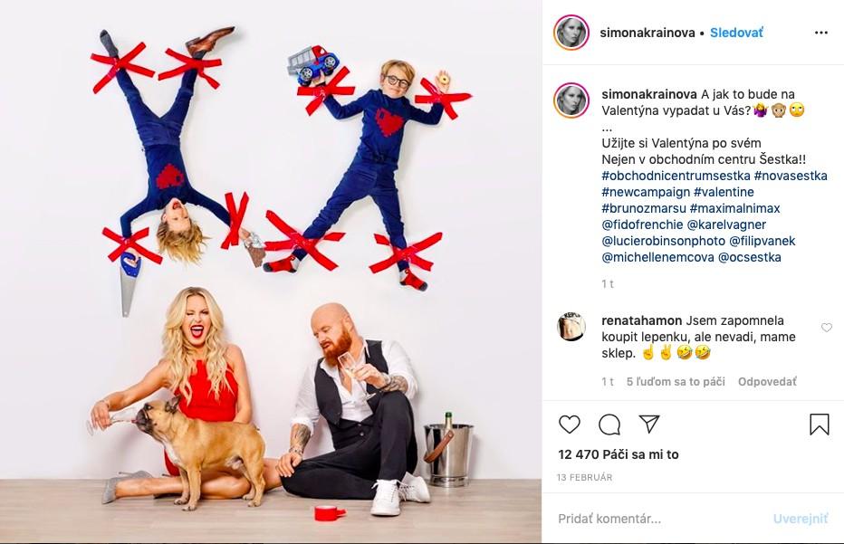 valentin 2020 simona krainova instagram